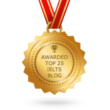 Top 25 IELTS blog